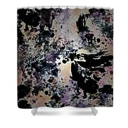 Damask Tapestry Shower Curtain