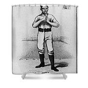 Dan Casey (1862-1943) Shower Curtain