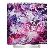 Dancers Shower Curtain