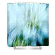 Dancing Angels - 2 Shower Curtain