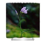 Dancing Flower Shower Curtain