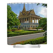 Dancing Pavilion Shower Curtain
