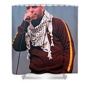 Danny Fresh  Shower Curtain