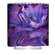 Dardanella Shower Curtain