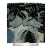 Dark Visions Shower Curtain