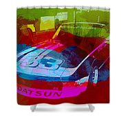 Datsun Shower Curtain