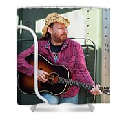 Davey O 12041 Shower Curtain