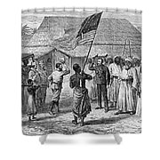 David Livingstone, Scottish Missionary Shower Curtain by Photo Researchers
