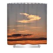 Dawn August 1 2012 Shower Curtain