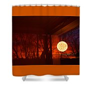 Dawn Light Shower Curtain