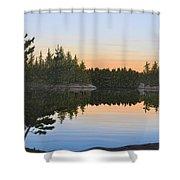 Dawns Early Light Shower Curtain