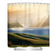 Day 3 Shower Curtain
