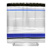 Day And Night Shower Curtain by Naxart Studio