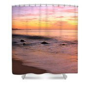 Daybreak Seascape Shower Curtain