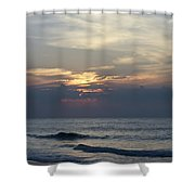 Daylight Approaches 2 Shower Curtain