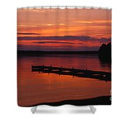 Days End Shower Curtain
