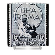 Dea Roma Shower Curtain