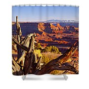 Dead Horse Point Shower Curtain