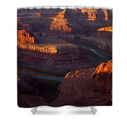 Deadhorse Reflections Shower Curtain