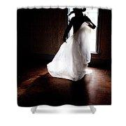 Deam Witch Shower Curtain
