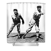 Dean Brothers, 1934 Shower Curtain