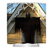 Death Eater Ghoul Shower Curtain