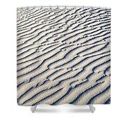 Death Valley Dune  Shower Curtain