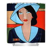 Debra Shower Curtain