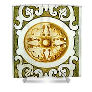 Decorative Art Shower Curtain