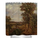 Dedham Vale Shower Curtain