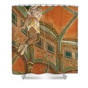 Degas: Miss La La Shower Curtain