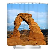 Delicate Sights Shower Curtain