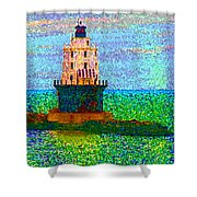Delight House Shower Curtain