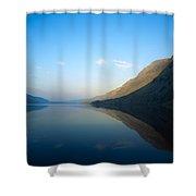Delphi, Co Mayo, Ireland Irish Landscape Shower Curtain
