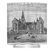 Denmark: Frederiksborg Shower Curtain