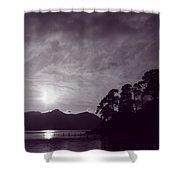 Derwent Ripples Shower Curtain