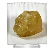 Desert Glass Shower Curtain