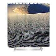 Desert Solitaire Shower Curtain
