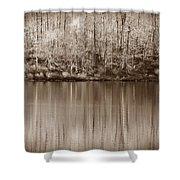 Desolate Splendor S Shower Curtain