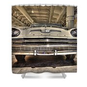 Desoto Dearborn Mi Shower Curtain