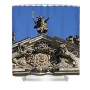 Detail Palace Weissenstein Shower Curtain