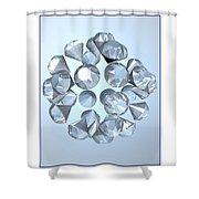 Diamonds... Shower Curtain