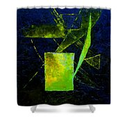 Dimensions 4 Shower Curtain
