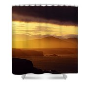 Dingle Peninsula, County Kerry Shower Curtain