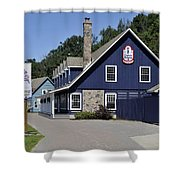 Discovery Harbour Shower Curtain