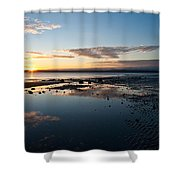 Discovery Park Reflections Shower Curtain
