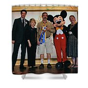 Disney's Festival Of The Masters Shower Curtain