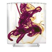 Divine Serenity Shower Curtain
