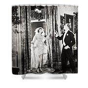 Divorce Coupons, 1922 Shower Curtain by Granger