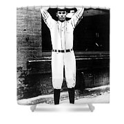 Dizzy Dean (1911-1974) Shower Curtain